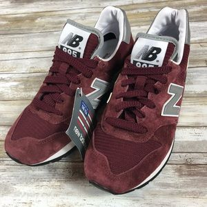 NWT NEW BALANCE 995 DESERT HEAT COPPER  ROSE SHOES